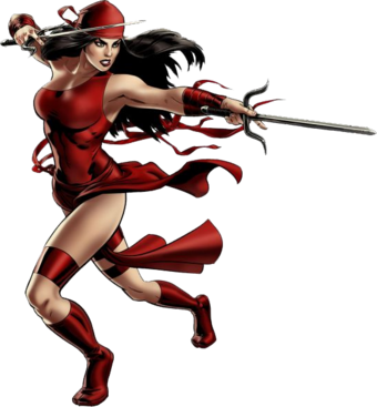 Elektra Natchios (Earth-12131) 001