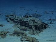 Wreckage T1989a KM