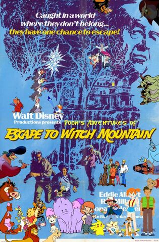 File:Pooh's Adventures of Escape to Witch Mountain Poster.jpg