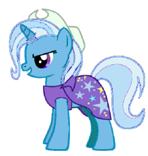 Trixie the Unicorn