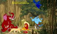 Simba Timon and Pumbaa adventure October