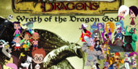 Weekenders Adventures of Dungeons and Dragons: Wrath of the Dragon God