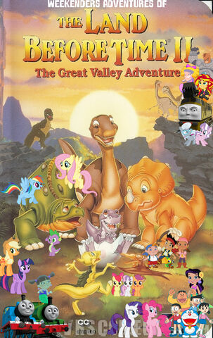 File:Weekenders Adventures of The Land Before Time 2- The Great Valley Adventure (Remake).jpg