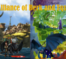 The Alliance of Berk and Equestria