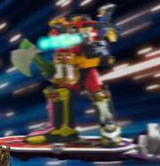 Ninja Steel Super Megazord