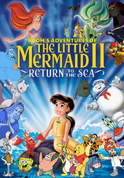 Pooh's Adventures of The Little Mermaid 2 - Return to the sea Poster