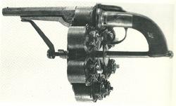 Enouy percussion revolver