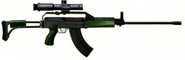 Vz. 97 Sniper Rifle