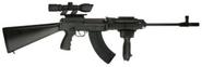CZ-2003H Sniper Rifle