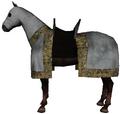 Caparisoned horse white.png