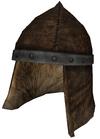 Tattered steppe cap b new