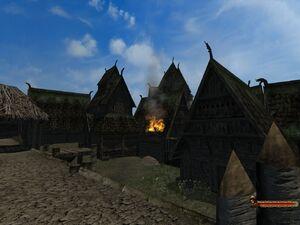 Javiksholm Siege - Javiksholm Burns