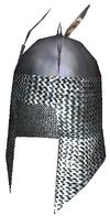 Khergit guard helmet