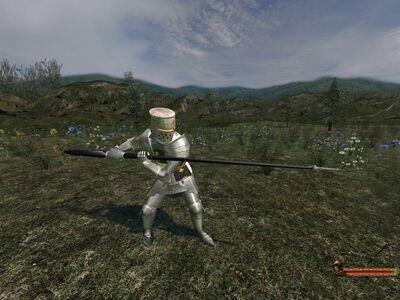 Long Cavalry Lance 2