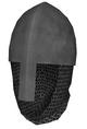 Spangen helmet mesh