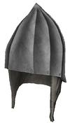 Rathos fluted helmet