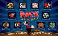 Popeye Classic Slots
