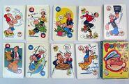 Popeye Card Game