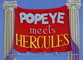 Popeye Meets Hercules