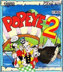 Popeye2 Game