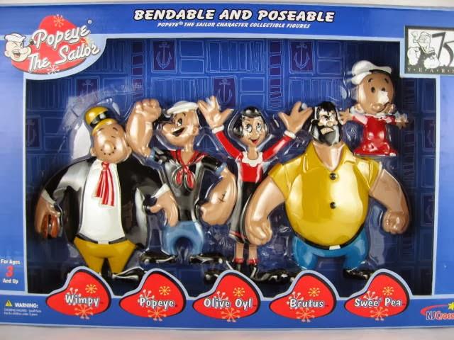 File:Popeye the Sailor TV series figures.jpg