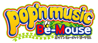 Pop'n Be-Mouse logo