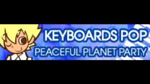 KEYBOARDS POP 「PEACEFUL PLANET PARTY」