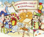 Pop'n music 13 carnival AC - CS pop'n music 11