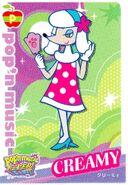 Creamy Card