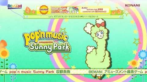 【pop'n music Sunny Park】アルパカ☆Boooing