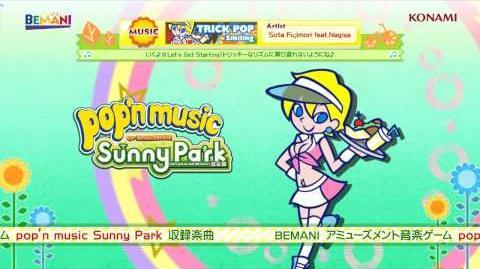 【pop'n music Sunny Park】Smiling