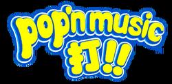 Pop'n Music DA!! Logo