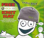 Crazy-Good Xbox 360 Hat