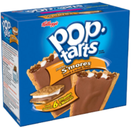 Frosted Smores Pop Tarts Box