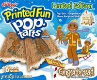 Printed Fun Gingerbread