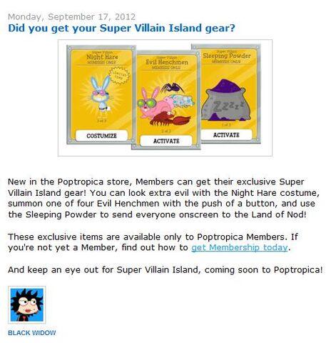 File:Did you get your Super Villain Island gear.jpg