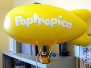 The Poptropica Inflatable Blimp