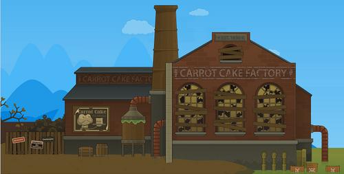 Carrot Cake Factory