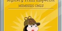 Mystery Train Inspector