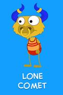 -4 Lone Comet