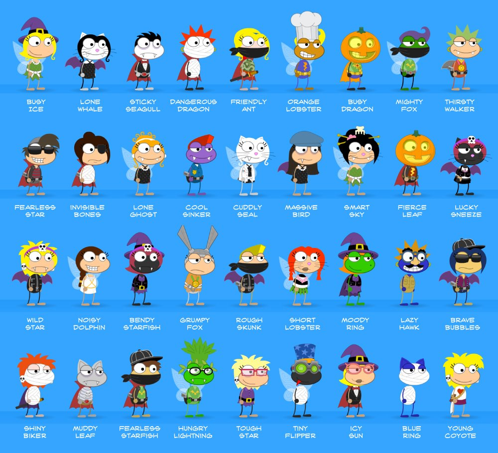 Factory download full game for Poptropica coloring pages