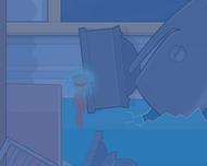 Jellyfish in the ballroom