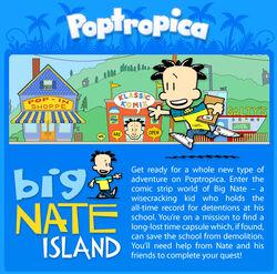 Bignate island