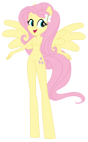 File:Anthro Fluttershy.png