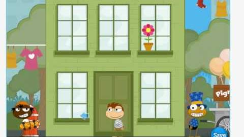 Secret Item at Early Poptropica!