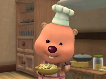 Cooking Popcorn
