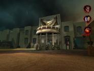 Nondescript Warehouse as The Wipe House