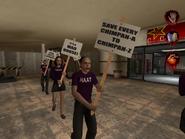 HAAT protestors 002