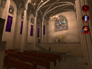 Interior of the Church 001