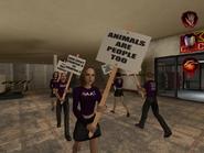 HAAT protestors 001